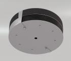 УФ бактерицидный направленный излучатель - рециркулятор Virus Shield 360 ° Mini