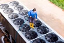 Плановое техническое обслуживание вентиляционной установки