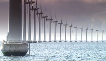 Ветровые Установки в Дании