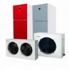 Комбинированный воздушный тепловой насос сплит до -25С EHS 10 кВт 200 л