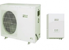 Воздушный тепловой насос сплит до -25С DE-27/S 12 кВт