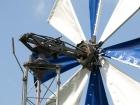 Ветрогенератор обеспечивает стабильность сети