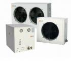 Воздушный тепловой насос сплит до -25С EHS 10 кВт