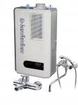Воздушный тепловой насос - колонка/водонагреватель КР 3,9 кВт 60 л