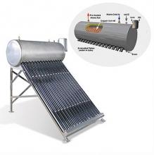 Выбор бака для солнечного отопления