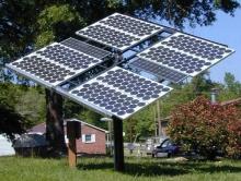 Плановое техническое обслуживание системы на солнечных батареях
