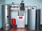 Плановое техническое обслуживание насосной станции геотермального теплового насоса