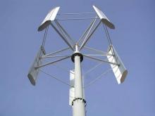 Компоненты ветроустановки