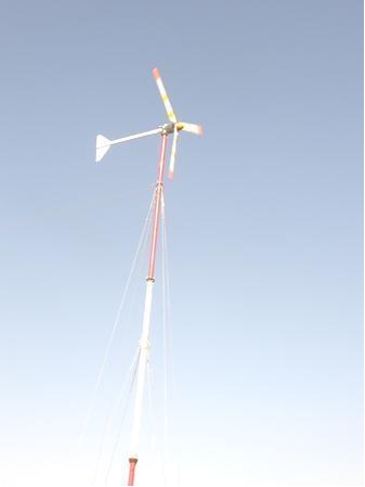 Контроллер для ветрогенератора.